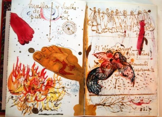 Krida Kahlo's diary