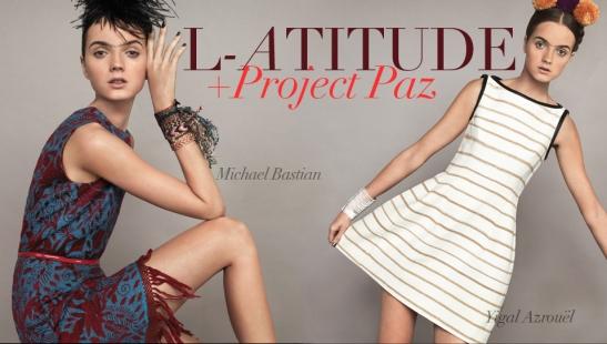 Project Paz + L-Atitude