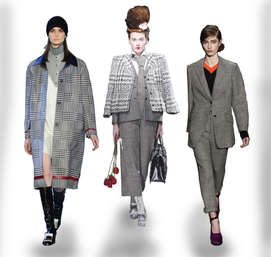 Tommy Hilfiger, Thom Browne, and Rag & Bone fw 2013 looks.