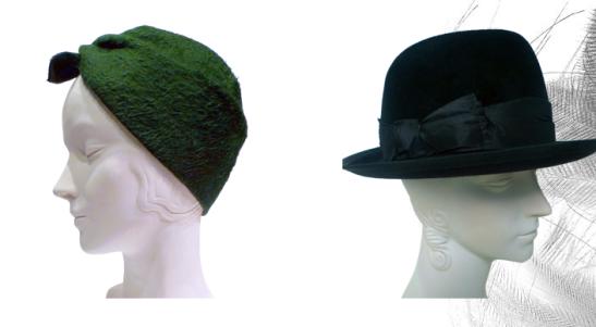 Agnes & Arrari hats