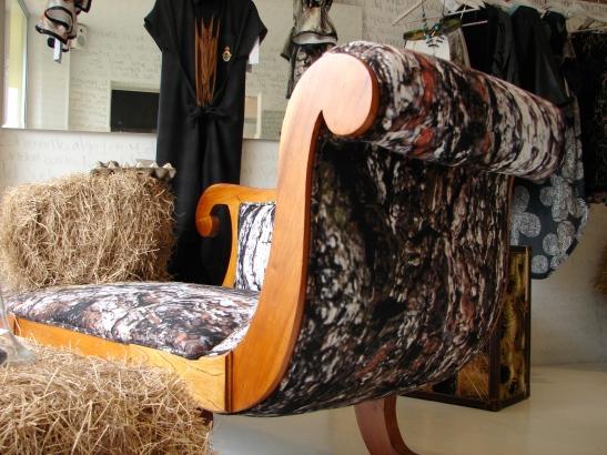 Muebles estampados