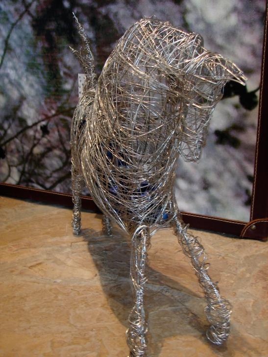 Esculturas de caballos de Ricardo Castillo